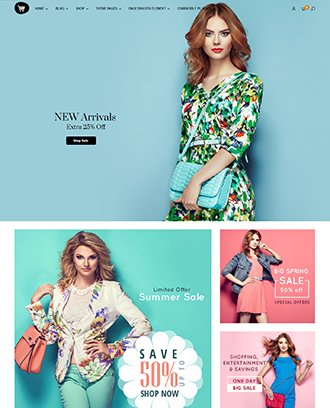 Fashion 5  WordPress Development 5